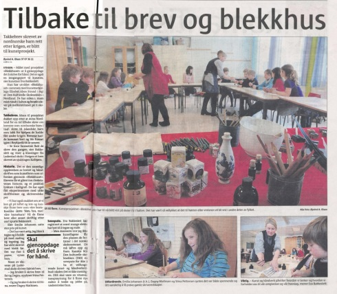Blekkhuset Avisa Nordland 13. mars 2013